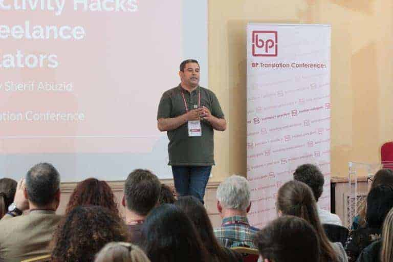 The Best Translation Conferences: BP19 As a Great Example